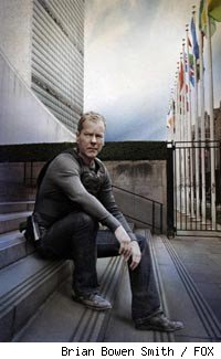 Kiefer Sutherland stars as Jack Bauer in season eight of FOX's '24.'