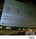 Alice Building Promotion