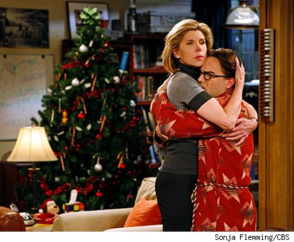 big bang theory christine baranski