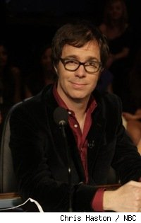 Ben Folds judges NBC's The Sing-Off