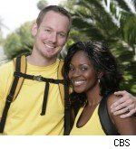 Brian and Ericka, The Amazing Race 15