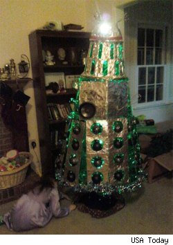 Doctor Who tree