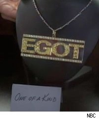 EGOT = Emmy Grammy Oscar Tony