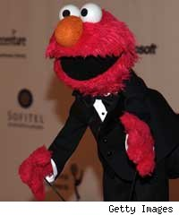 Elmo star of 'Sesame Street'