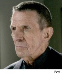 Fringe, Leonard Nimoy as William Bell,