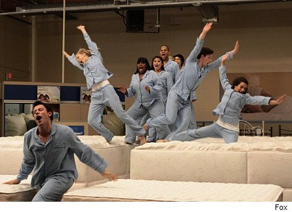 Glee: Mattress