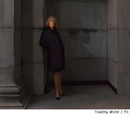 Glenn Close stars as Patty Hewes on the season premiere of DAMAGES airing Monday, Jan. 25th at 10 p.m. ET on FX.