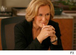 Glenn Close as Patty Hewes in FX's 'Damages.'