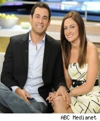 'The Bachelor' Jason Meznick Dumps Fiancée Melissa on Live Television, after the rose, molly malaney