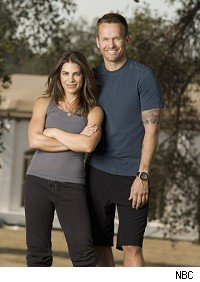 Jillian Michaels and Bob Harper, The Biggest Loser trainers