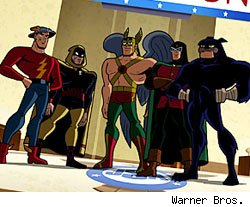 JSA Batman Brave Bold