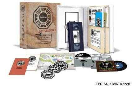 Lost DVD season 5