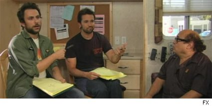 mac, charlie, always sunny