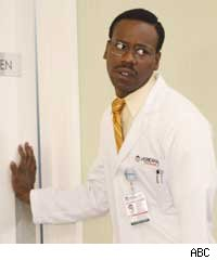 Malcolm Barrett stars as Lem on 'Better Off Ted'