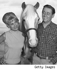 Connie Hines on Mr Ed