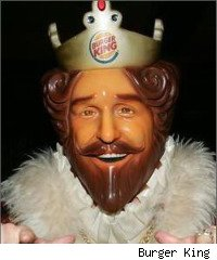 Plastic Burger King