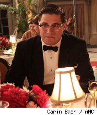 Rich Sommer as Harry Crane in Mad Men
