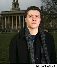 Ryan Buell of Paranormal State