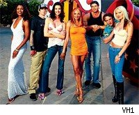 The season five cast of The Surreal Life