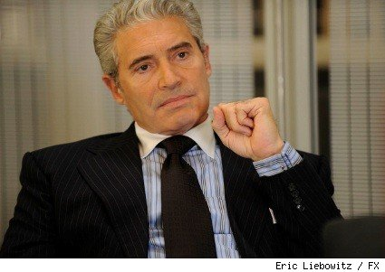 Michael Nouri as Phil Grey on FX's 'Damages.'