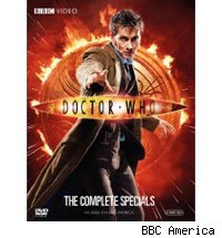 Doctor Who: The Speicla features David Tennant's last episodes of Doctor Who.