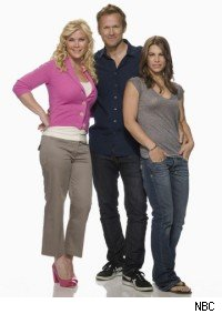 Alison Sweeney, Bob Harper and Jillian Michaels
