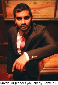 Aziz Ansari Intimate Moments