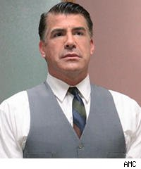 Bryan Batt in Mad Men