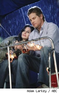 Courteney Cox and Brian Van Holt in Cougar Town: Stop Dragging My Heart Around