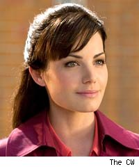 Erica Durance on Smallville