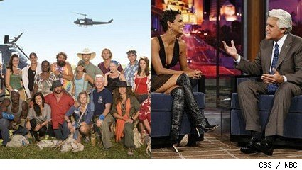 Survivor: Heroes vs. Villains; The Jay Leno Show