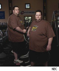 The Biggest Loser 9, John and James Crutchfield