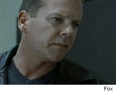 24 season 8, Kiefer Sutherland as Jack Bauer