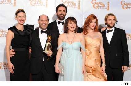 Mad Men, Golden Globes 2010