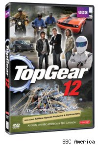 Top Gear Seasons 11 and 12 are now available on DVD.