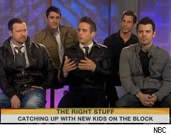New Kids on the Block talk Comeback on 'The Today Show'