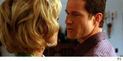 Kelly Carlson and Dylan Walsh