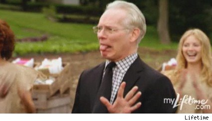 Tim Gunn is grossed out by farm life