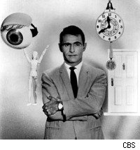 The Twilight Zone, Rod Serling