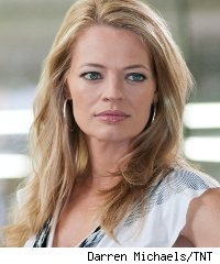 Jeri Ryan Appears on 'Leverage'