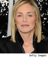 Sharon Stone Law & Order: SVU