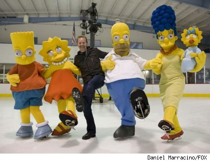 Morgan Spurlock, director of The Simpsons 20th Anniversary Special -- In 3D! On Ice!