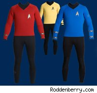Star Trek wetsuit
