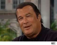 Steven Seagal talks killing on 'The Bonnie Hunt Show'