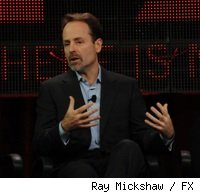 FX president John Landgraf at the Winter 2010 TCAs