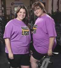 Stephanie and Patti Anderson, The Biggest Loser 9