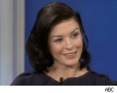 Catherine Zeta Jones talks about getting naked on 'The View'