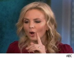 Elisabeth Hasselbeck defends Heidi Montag on The View