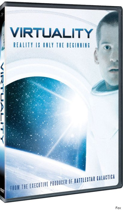fox virtuality dvd art