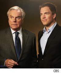 NCIS Robert Wagner